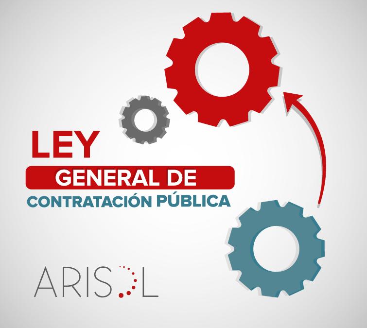 Infórmese aquí sobre la «Nueva Ley de Contratación Pública»